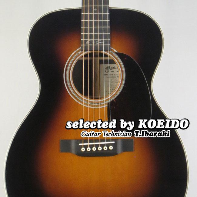 【New】C.F.Martin 000-28EC Sunburst(selected by KOEIDO)店長厳選クラプトンモデル!マーティン光栄堂