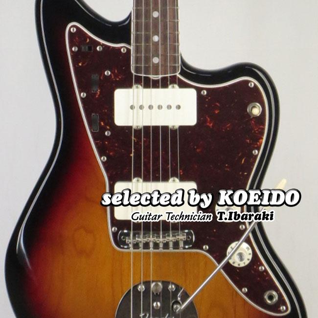Fender USA American Original '60s Jazzmaster 3TSB(selected by KOEIDO)アメリカンオリジナル店長厳選ジャズマスター!フェンダー 光栄堂