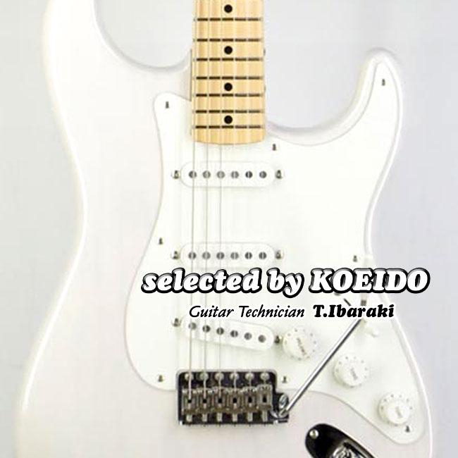 【New】Fender USA American Original '50s Stratocaster WBD(selected by KOEIDO)アメリカンオリジナル初店長厳選ストラト!
