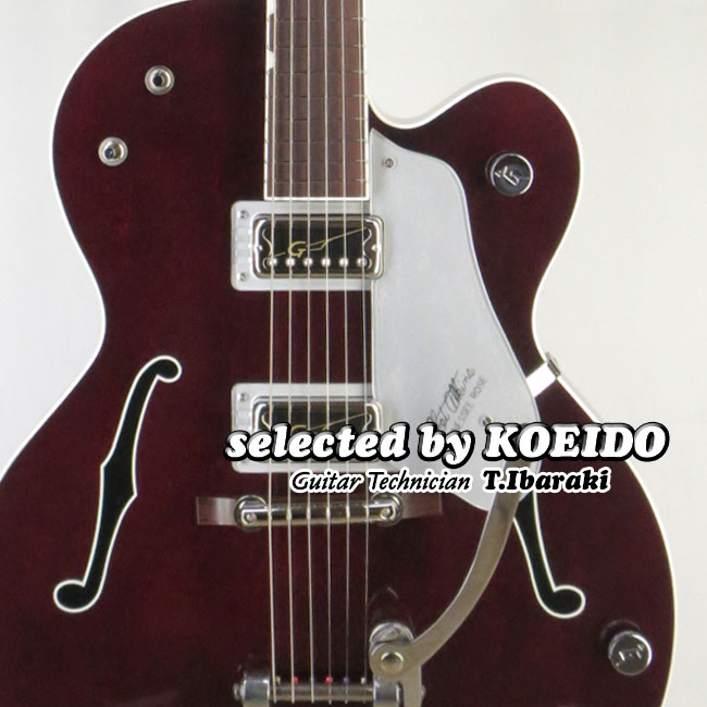 Gretsch FSR G6119-1962HTLChet Atkins Tennessee Rose(selected by KOEIDO)店長厳選ラッカーフィニッシュ・テネシーローズ!