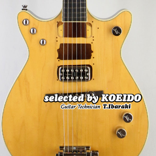 Gretsch G6131-MY Malcolm Young Signature Jet(selected by KOEIDO)店長厳選!別格のマルコム・ヤング・ジェット!光栄堂 グレッチ