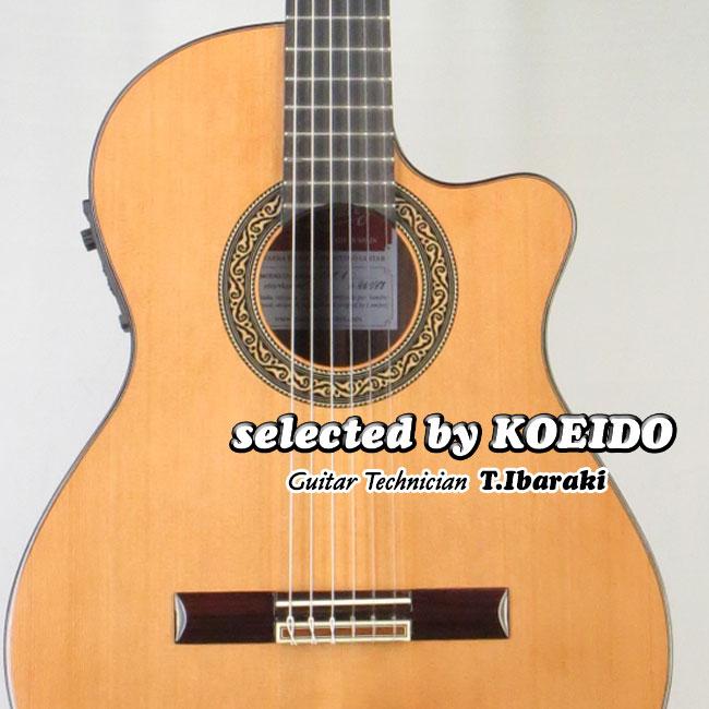 【New】Jose Ramirez Cut 1(selected by KOEIDO)店長厳選!正にベツモノの超お買い得ラミレス・エステューディオ!
