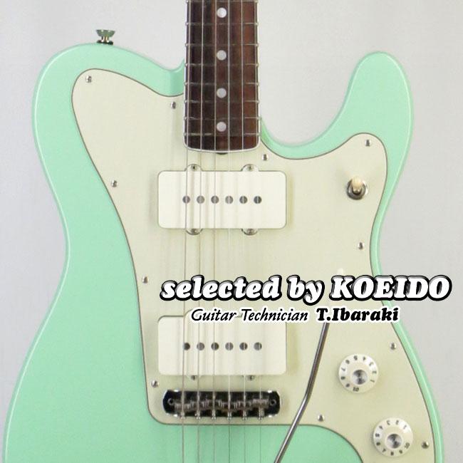 Fender USA 2018 Limited Edition Jazz-Tele SFG(selected by KOEIDO)店長厳選パラレルユニバース!最初で最後のジャズテレ!フェンダー 光栄堂