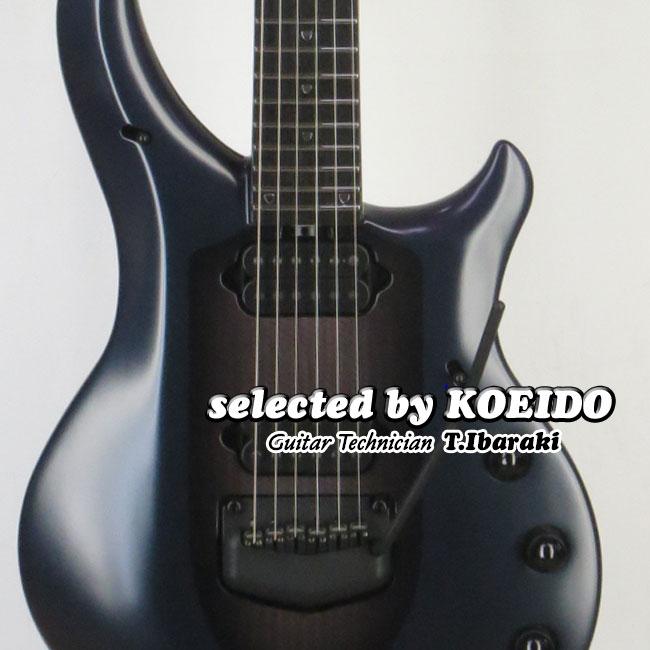 【New】Musicman JP Majesty6 Arctic Dream(selected by KOEIDO)店長厳選、初のマジェスティ6、別格のスルーネック!