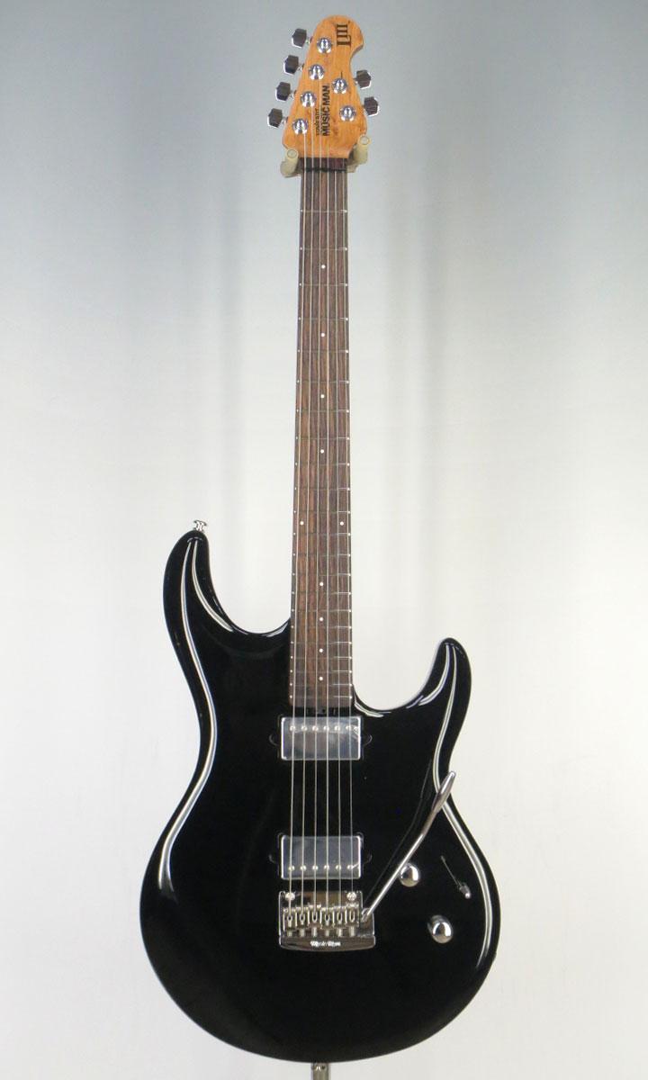 【New】Musicman Luke3 HH BLK(selected by KOEIDO)実に久々店長厳選ルークHH!別格の生きた一本!