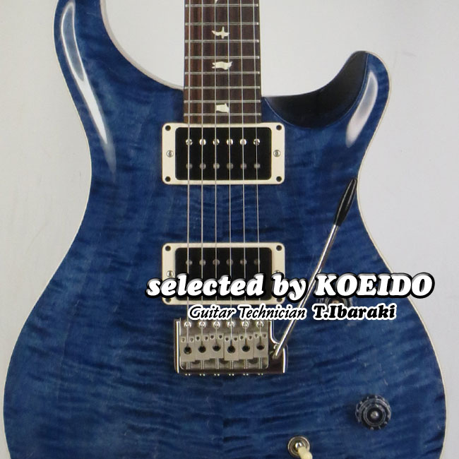 【New】Paul Reed Smith USA CE24 Whale Blue(selected by KOEIDO)店長厳選、別格の命を持つ最新CE24!