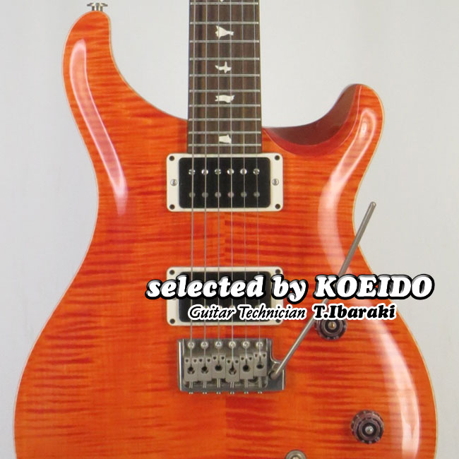 Paul Reed Smith USA LTD CE24 OR 10(selected by KOEIDO)店長厳選、別格の命を持つ限定10トップCE24!