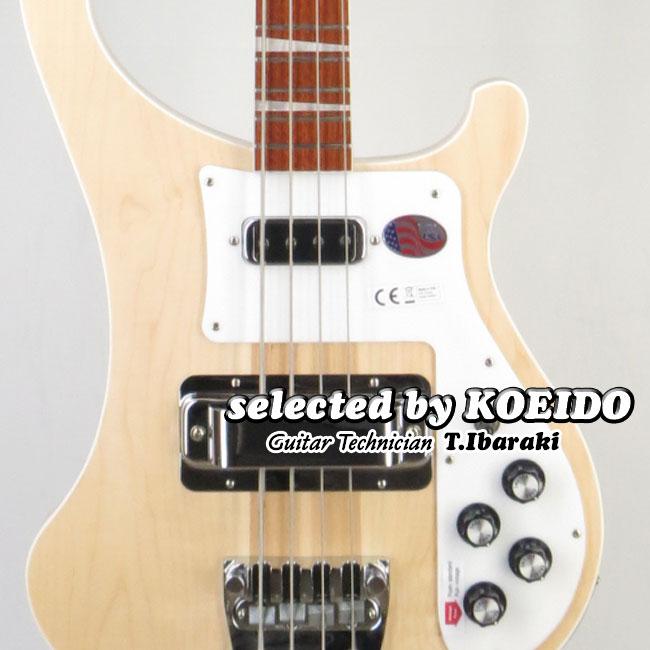 Rickenbacker 4003 MG(selected by KOEIDO)店長厳選!実に久々の命を持つ4003!