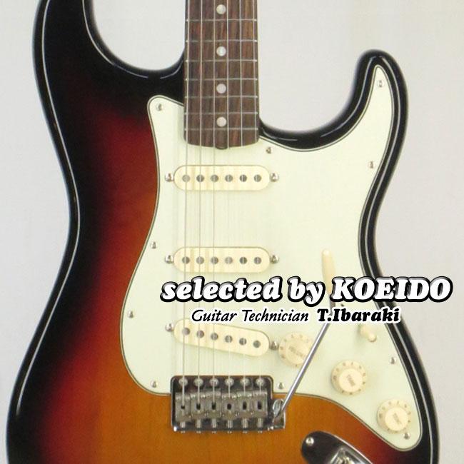 【New】Fender USA American Original '60s Stratocaster 3TS(selected by KOEIDO)アメリカンオリジナル店長厳選ストラト!