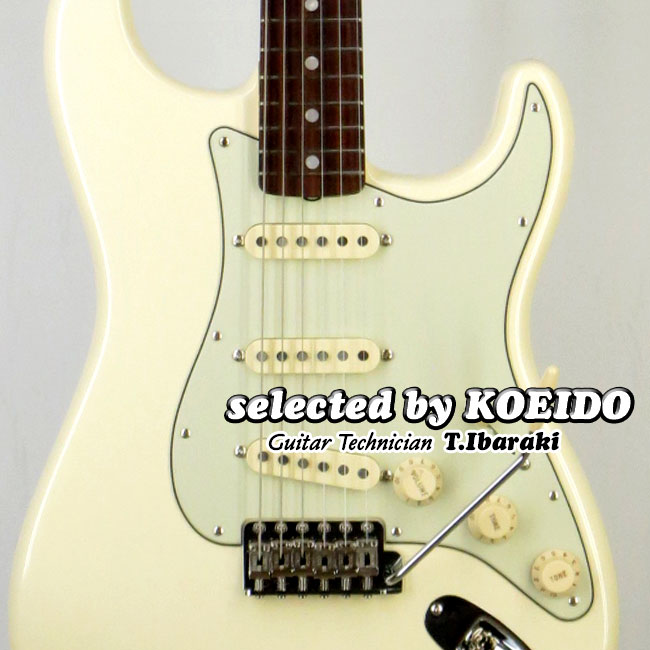 【New】Fender USA American Original '60s Stratocaster RW OWH(selected by KOEIDO)アメリカンオリジナル店長厳選ストラト!