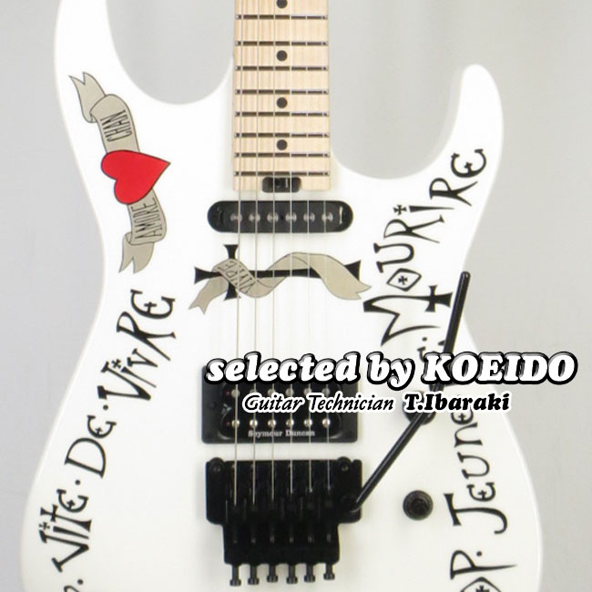 【New】Charvel Warren De Martini USA Signature Frenchie(selected by KOEIDO)店長厳選素晴らしい命を持つウォーレン・フレンチ!