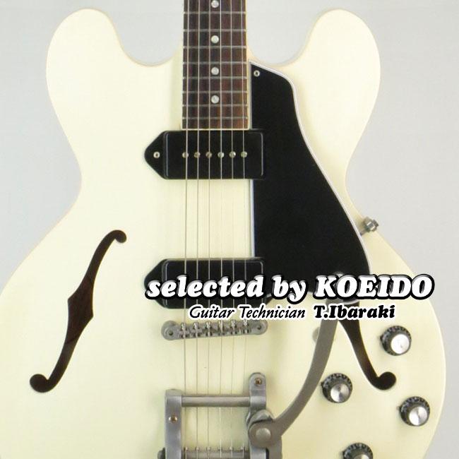 Gibson Tamio Okuda 1959 ES-330 CW(selected by KOEIDO)群を抜くレスポンスと艶やかさ!店長厳選別格の奥田モデルES330!