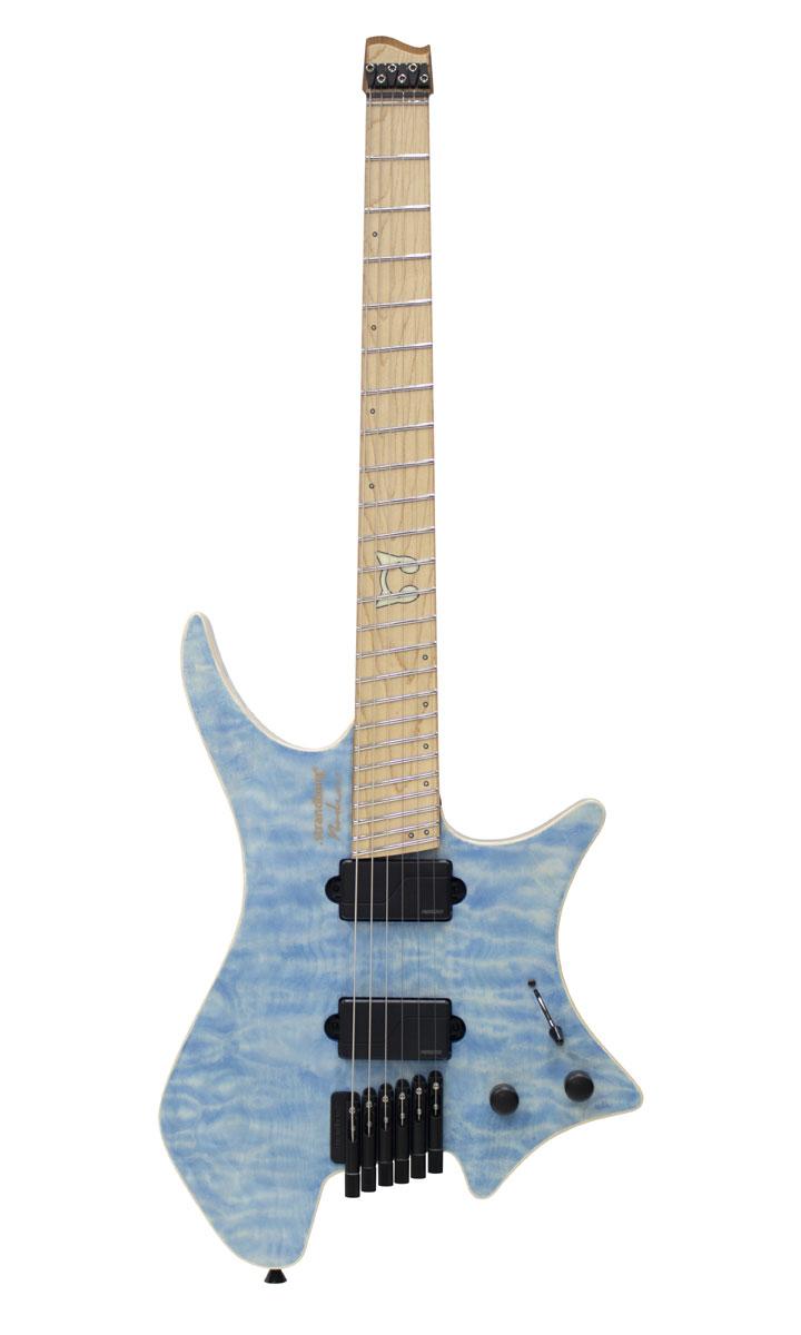 strandberg Boden J6 RAS LOCK LOCK Model Caribbean Light Blue【受注生産モデル・ご予約受付中】