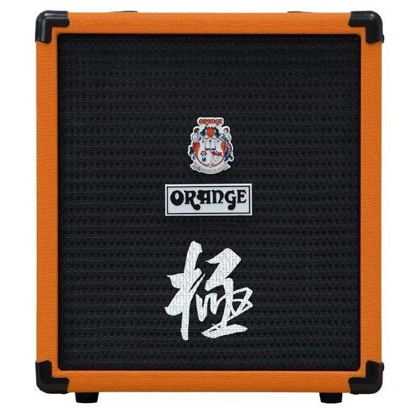 オレンジベースアンプ 永遠の定番モデル 日向秀和スペシャルエディション Orange 売れ筋 Crush Bass 25B ポスター付き 送料無料 HINATCH