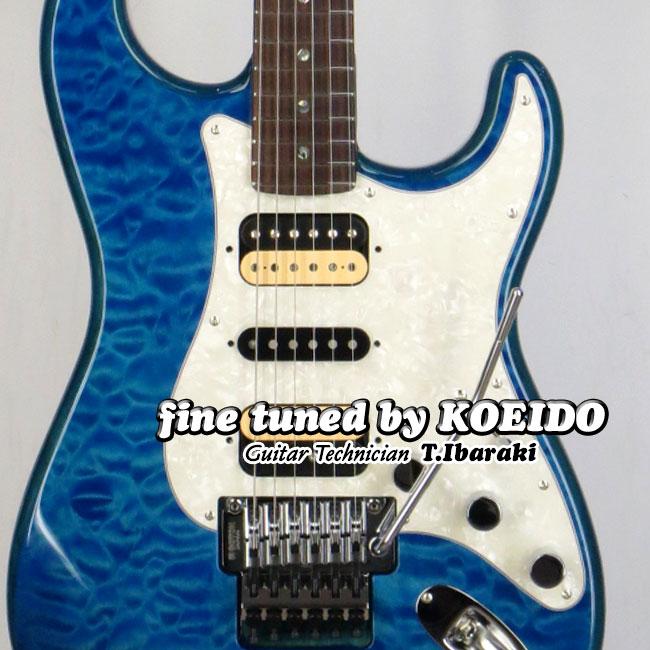 【New】Fender Japan Michiya Haruhata Stratocaster(fine tuned by KOEIDO)