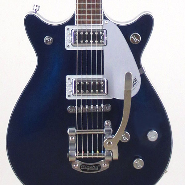 ★グレッチ・ダブルカッタウェイモデル Gretsch Electromatic G5232T Electromatic Double Jet FT with Bigsby Midnight Sapphire【送料無料】