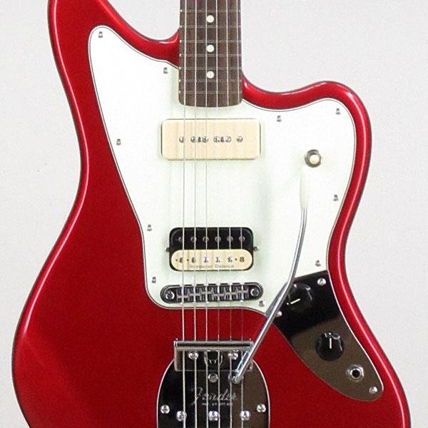 Fender Jean-Ken Johnny Jaguar[MAN WITH A MISSION Jean-Ken Johnny Signature Model] (Fine Tuned by KOEIDO)【送料無料】【フェンダーストラップ、コンパクトギタースタンド&レビュー特典付き】