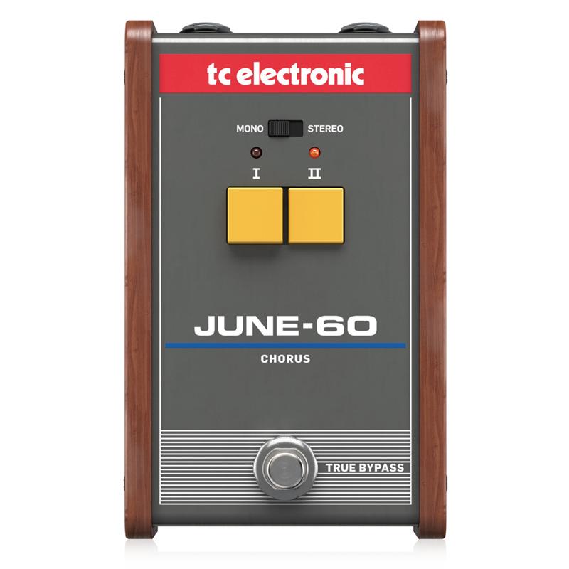 t.c. electronic JUNE-60 コーラス【送料無料】