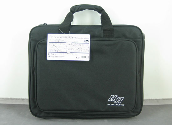 MUSIC WORKS Effector Bag 'N Board EBB1-M/BK Mサイズ【送料無料】【smtb-tk】