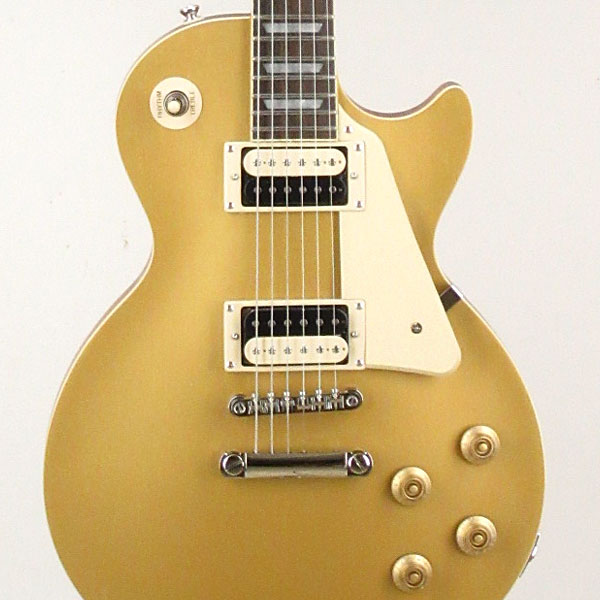 Epiphone Les Paul Classic Worn -Worn Metallic Gold【アクセサリーパック付き】【送料無料】