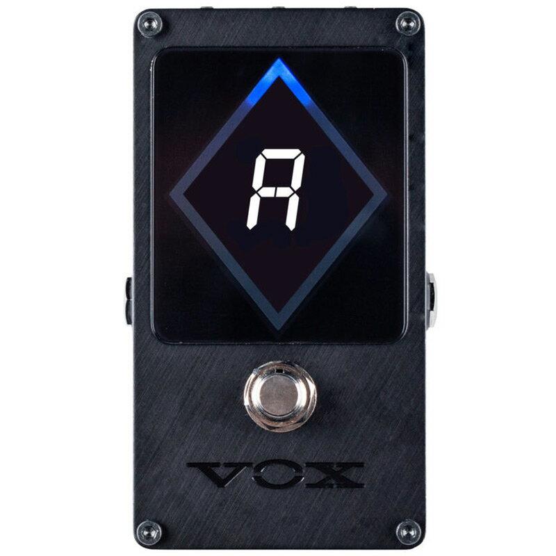 VOX VXT-1 STROBE PEDAL TUNER 【送料無料】レターパック発送