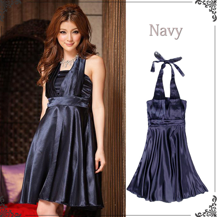 Party dress dresses elegant Halter neckline A line 67% off party