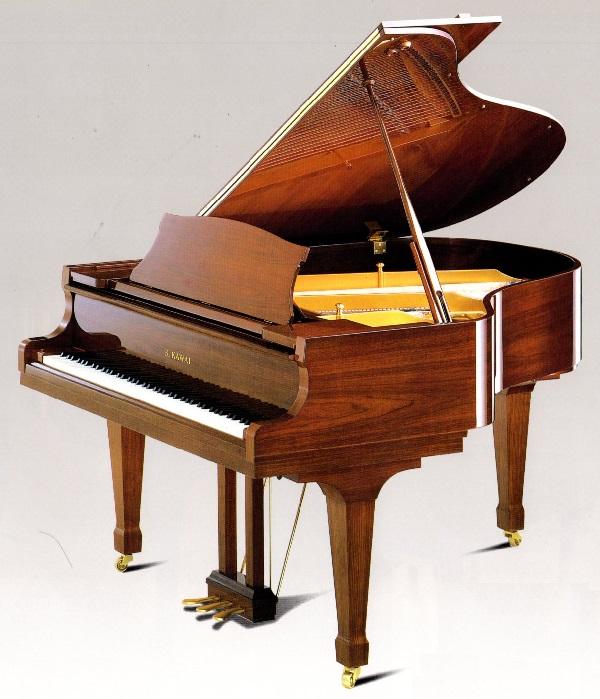 【再調整品グランドピアノ】カワイKG-3<外装生地特注モデル>(再調整品/新品同様)