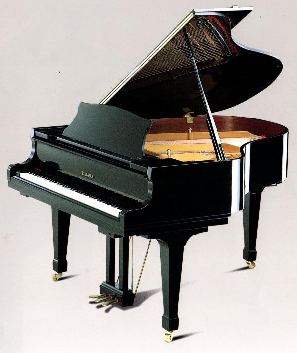 【中古再調整品グランドピアノ】カワイKA-2