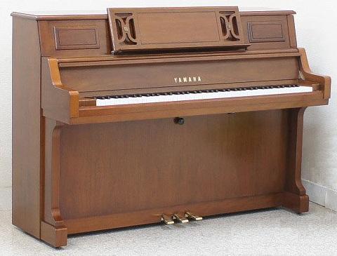 【中古再調整品アップライトピアノ】ヤマハ L101
