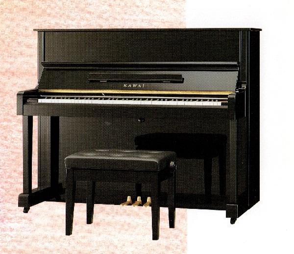 【中古再調整品アップライトピアノ】カワイ BS-10
