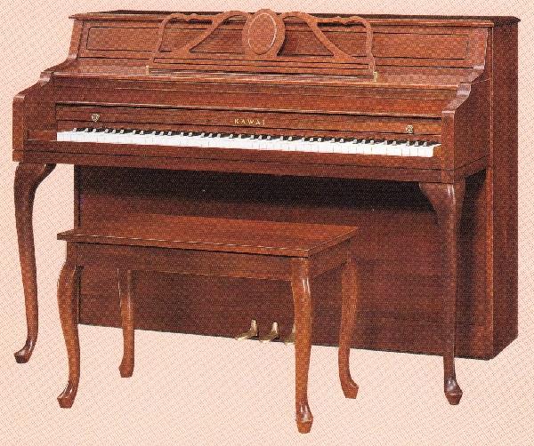 公式の  【中古再調整品アップライトピアノ カワイ504F】 カワイ504F, 株式会社 丸信:61ac1659 --- blablagames.net