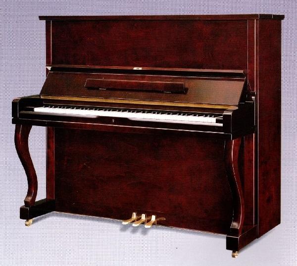 【中古再調整品アップライトピアノ】カワイ・メルヘン TP-127W