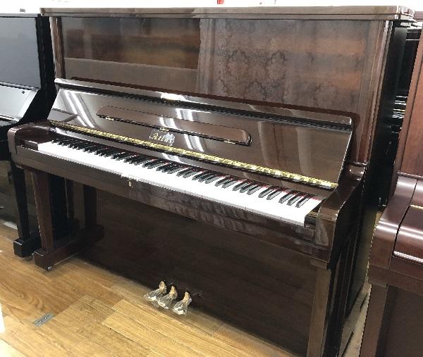 【中古再調整品アップライトピアノ】アトラス A35H(木目仕上げ)