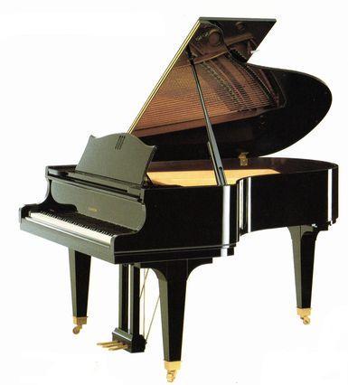 【中古再調整品グランドピアノ】ディアパソン D-183