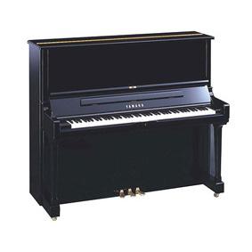 【中古再調整品アップライトピアノ】ヤマハ UX<消音機能付>