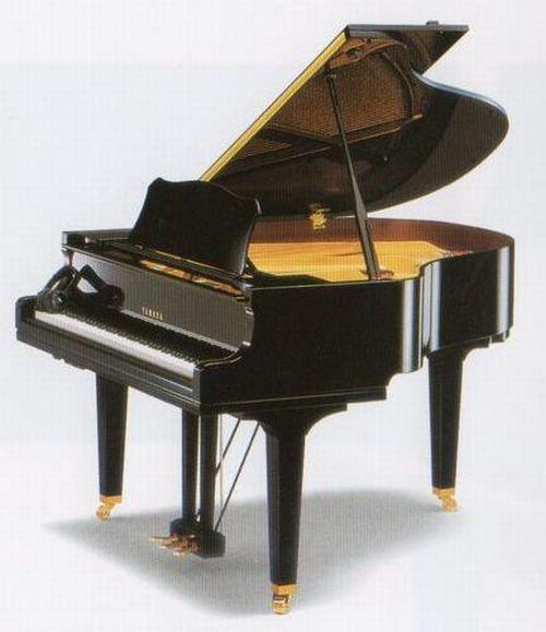 【中古再調整品グランドピアノ】ヤマハ A1L-SN<黒檀黒鍵・人工象牙仕様>