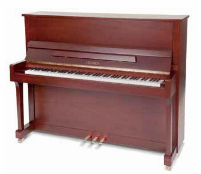 【新品アップライトピアノ】 フォイリッヒMod.122-Universal
