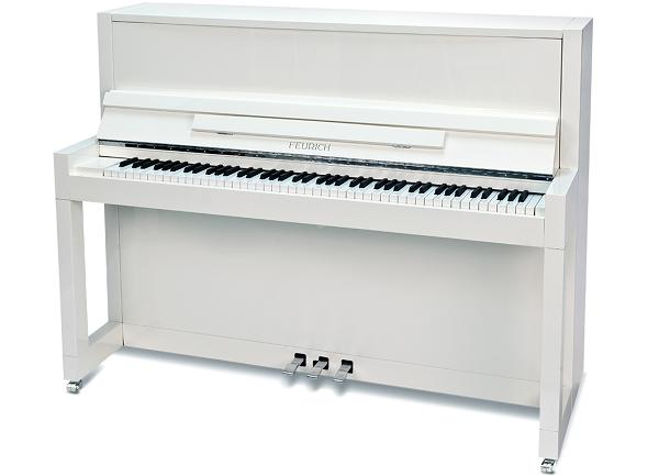 【新品アップライトピアノ】 フォイリッヒMod.115-Premiere