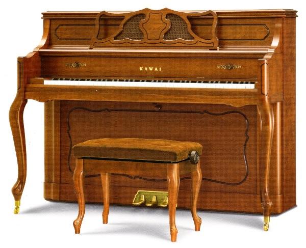 【新品アップライトピアノ】カワイ C-880FRG