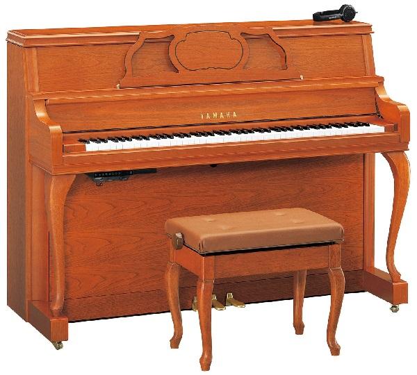【新品アップライトピアノ】 ヤマハYF101C-SH