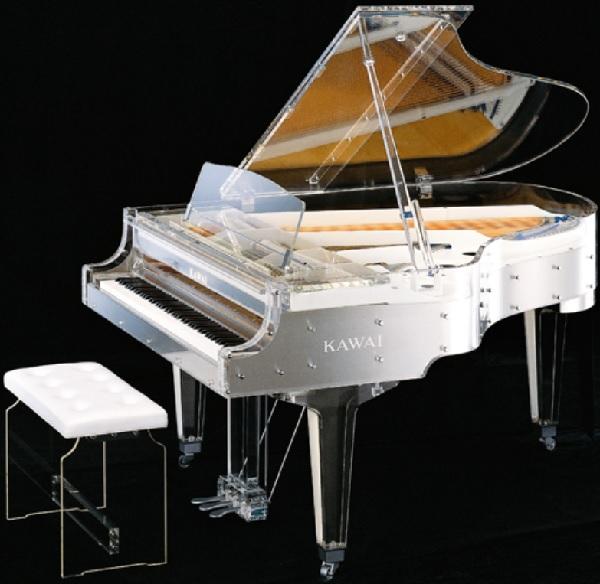 【新品グランドピアノ】カワイ CR-40A