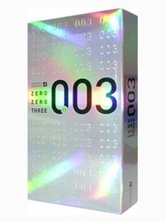 【送料無料】ゼロゼロスリー(003) 12コ入×12個セット【smtb-k】【ky】