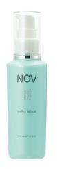 2999円以上で送料無料 9月13日9:59まで 肌あれ 乾燥が気になるお肌のための乳液 新作製品 世界最高品質人気 送料無料 送料無料(一部地域を除く) NOV ミルキィローション ky smtb-k 80mL ノブ3
