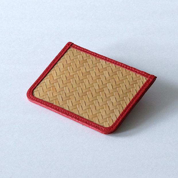 CARD CASE(カードケース/レッド)