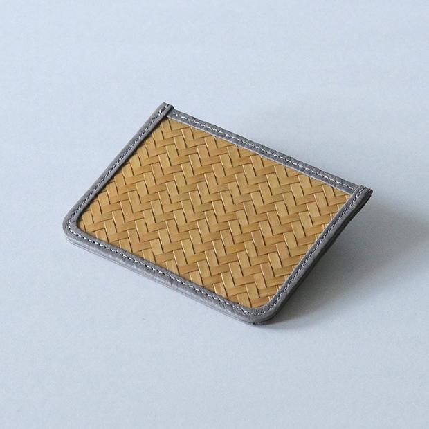CARD CASE(カードケース/グレー)