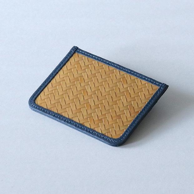 CARD CASE(カードケース/ネイビー)