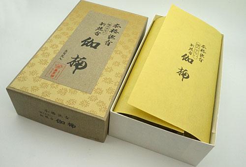 長川仁三郎商店 焼香 微煙焼香(煙の少ないお焼香) 伽楠 500g入 沈香の香り