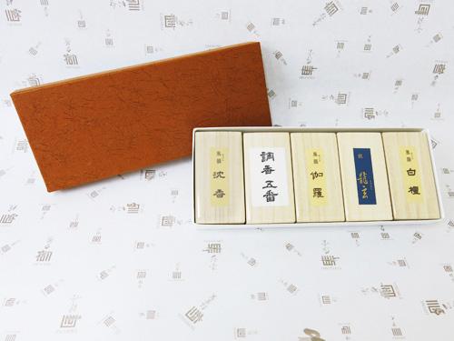 みのり苑のお香 風韻ミニ寸5ヶ入 【送料無料】