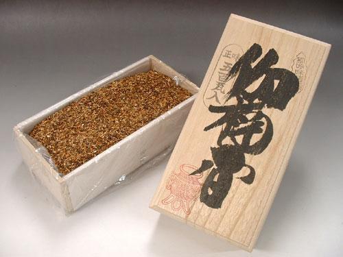 焼香 伽楠香(カナンコウ) 500g 桐箱入