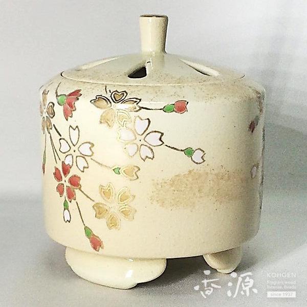 [ポイント10倍キャンペーン中] 京焼・清水焼 香炉 薫風